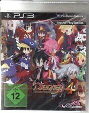 Disgaea 4-a Promise unforgotten-PlayStation ps3-germano-nuevo/en el embalaje original