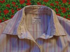 T.M.LEWIN SHIRT SIZE 8/ 100%COTTON IN VERY GOOD CONDITION