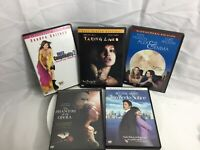 Lot Of 5 DVD Movies By Warner Bros Miss Congeniality 2 Taking Lives Alex& Emma