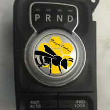Dodge Ram Rumble Bee Stinger Edition Shift Knob Decal Sticker Graphic Vinyl
