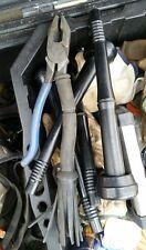 Rebar plier 2 GRIPs ONLY! Cow milker liners good for klien tools rebar pinza
