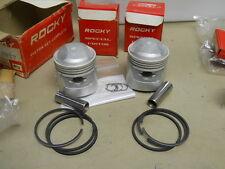 Honda NOS CB72, CL72, 1961-62, Piston, Rings, Pins & Clips, # 13105-268-030  T-5