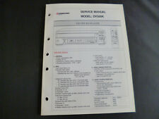 Manuale di istruzioni originale Samsung dv500k