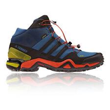 Chaussures et bottes de randonnée bleus imperméable pour homme