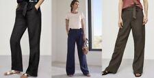 Tall Linen Long Tall Sally Trousers for Women