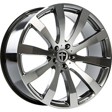 "4x Tomason TN4 8,5x19"" 5x112 ET30 ML72,6 hyperblack polished Audi Mercedes VW"