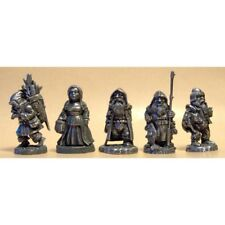 Armorcast Lance & Laser Dwarf Town Folk #1 Frostgrave D&D Bob Olley Mordheim