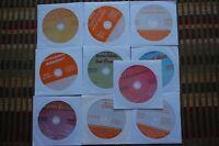 10 CDG LOT 70'S-80'S SOFT ROCK KARAOKE CD+G - PHIL COLLINS 10d