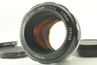 【Excellent 5】Nikon non-Ai Nikkor-S.C Auto 55mm f/1.2 Standard MF from Japan #695