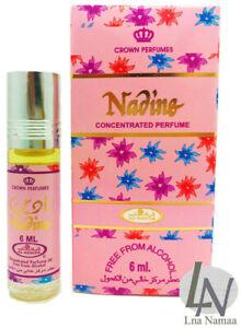 Nadine - Al Rehab 6ml Fragrance Alcohol-free Halal Roll-on Perfume Oil