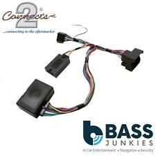 BMW 3 5 Series X3 X5 Z4 Mini Car Stereo Steering Wheel Interface Kit CTSBM007.2