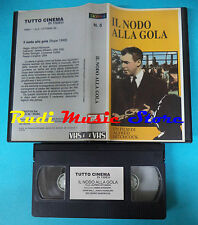 VHS film IL NODO ALLA GOLA 1990 James Stewart Hitchcock VIDEO 80 (F147) no dvd