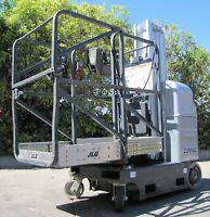 JLG 19.5 ft Driveable Man Lift 20MVL Aerial Boom Platform 350 lbs scissor