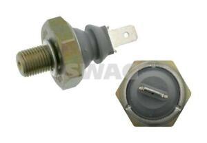 SWAG Oil Pressure Switch 30 23 0004 fits Volkswagen Jetta 1.6 D (1G), 2.3 VR5...