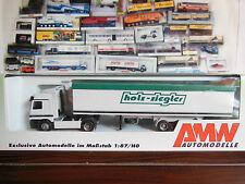 MB Modellautos, - LKWs & -Busse aus Holz