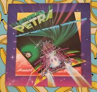 """Petra """" Not Of  This World """"  12 Inch Vintage Vinyl LP CHRISTAIN ROCK"""
