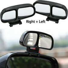 Adjustable Wide Angle Convex Rear Side View Car Truck SUV Blind Spot Mirror