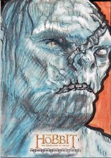 The Hobbit The Desolation Of Smaug, Sketch Card