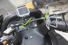 HONDA FORZA 125 / 300 ANODIZED CNC CROSSBAR  (for GPS,Cellphone,Camera, Speakers