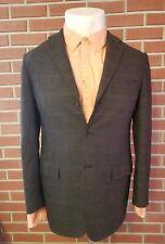 Ciro Paone Kiton Napoli Louis Boston 100% Cashmere 3-Button Blazer Mens 40R FLAW