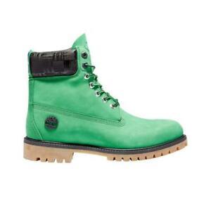 "{A284U} Timberland 6 Inch Premium ""Boston Celtics"" Men's Boot *NEW* MSRP: $210"