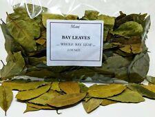 2 oz. Bay Leaves - Whole Fresh Dried Leaf - Kosher Free Shipping