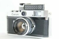 [Read] Canon P Rangefinder Camera  w/ 50mm f/1.8 LTM L39 Lens from Japan #2410