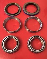 B93175 Wheel Bearing Kit for Case-IH Skid Steer Loaders 1845 18445B 1845C 1845S