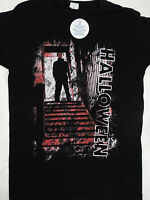 Michael Myers Halloween Horror Movie Top Stairs T-Shirt