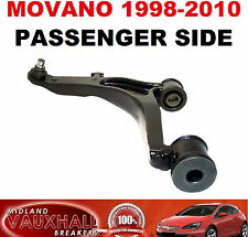 VAUXHALL MOVANO VAN WISHBONE LOWER BOTTOM SUSPENSION ARM PASSENGER NEAR SIDE
