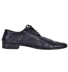 Dolce & Gabbana Runway Net Shoes Purple Chaussures Pourpre 0231