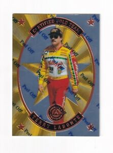 1997 Pinnacle CERTIFIED TEAM GOLD PARALLEL #5 Terry Labonte SUPER SCARCE!