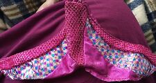 1995 Mattel Jewel Hair Mermaid Teresa Barbie Doll Replacement Tail Pink Sparkle