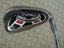 Ping G15 7 iron yellow dot 1.5* upright Ping TFC 149 graphite REG flex
