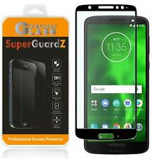 SuperGuardZ Motorola Moto G6 - FULL COVER Tempered Glass Screen Protector Guard