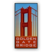 Golden Gate Bridge Pin - Golden Gate National Parks Cons, San Francisco, CA