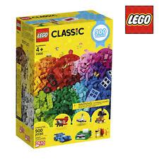 Genuine Lego 11005 Classic Creative Box Set 900PCS Bricks Kids Toy Building Kit
