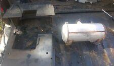 John Deere LT160 Muffler, Upper & Lower Heat Shields AM131220, M126460, M126461