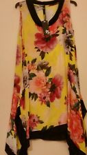 Stunning Size 18 Taking Shape Maddalena Floral Tunic BNWT