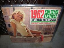 SAN REMO 1962 italy ( world music ) epic - cheesecake cover -