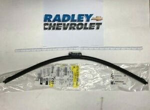 NEW Chevrolet GM OEM 17-18 Bolt EV Wiper Arm-Front Blade 42566594 CHEVY