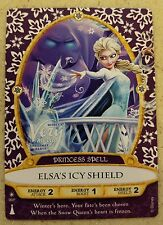 Elsa's Icy Shield, Card 06/P, Disney's Sorcerers of the Magic Kingdom