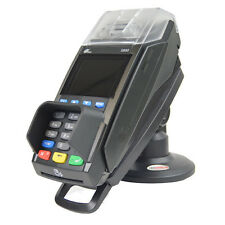 """Credit Card Stand For Pax S800 Compact 3"""" Tall Complete Kit with Lock & Key"""