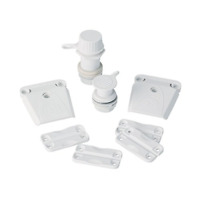 Igloo Parts Kit for Ice Chests Cooler Repair Parts Latches Hinges Drain Plug NEW