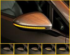 V170805#2 COPPIA FRECCE A LED DINAMICHE AUDI A4 B8 11-15 TuningShop