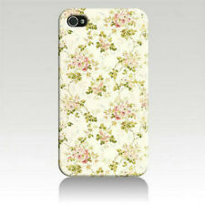 Vintage Floral Pattern Art Printed iPhone 4/4S Case for Apple iPhone 4s 4