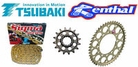YAMAHA FAZER 1000 RENTHAL RACE CHAIN & SPROCKET KIT