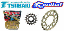 Triumph 955 Daytona 02 Renthal Race Chain Sprocket Kit
