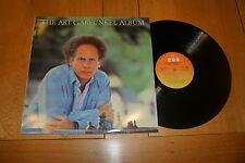 Art Garfunkel-The Art Garfunkel álbum - 1984 Reino Unido 14-Track Vinilo Lp recopilatorio