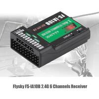 Flysky FS-IA10B 2.4G 10CH Receiver PPM Output With iBus Port for RC Drone Parts